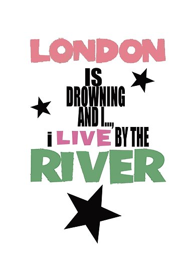 I live by the river by TheGreatPapers