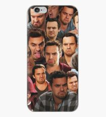Neues Mädchen - Nick Miller iPhone-Hülle & Cover