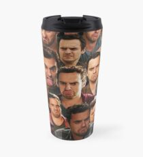 New Girl - Nick Miller Travel Mug