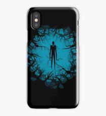 SlenderMan! iPhone Case