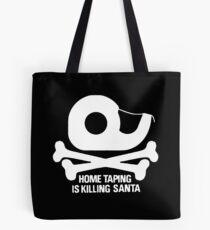 Christmas Home Taping Tote Bag