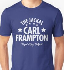 The Jackal Carl Frampton (Tiger's Bay Version) T-Shirt