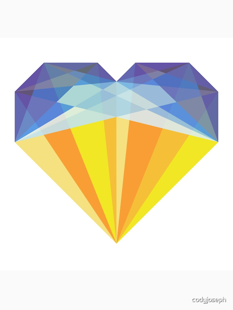 Crystal Heart by codyjoseph