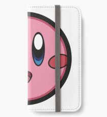 Kirby Graphic Icon iPhone Wallet/Case/Skin