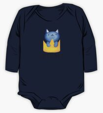 Ser Pounce-a-lot One Piece - Long Sleeve