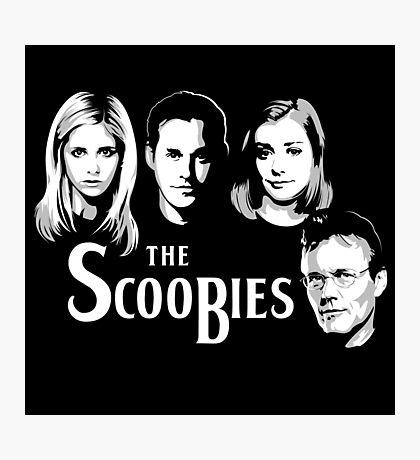 The Scoobies  Photographic Print
