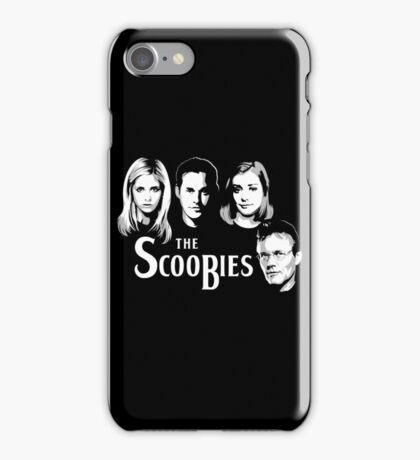 The Scoobies  iPhone Case/Skin