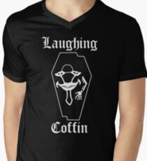 SAO Guild - Laughing Coffin Men's V-Neck T-Shirt