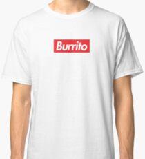 Burrito Supreme Classic T-Shirt