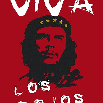 CHE GUEVARA - THE RED by EvilGravy