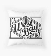 West Bay Throw Pillow