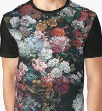 FLOWERS FLOWERS FLOWERS ... JUST FLOWERS Graphic T-Shirt