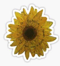 Ophélie Sticker