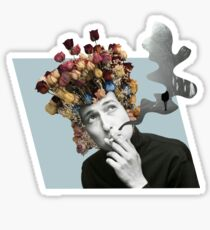 Bob Dylan - Like A Rolling Stone Sticker