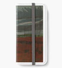 travelling home from northumberland iPhone Wallet/Case/Skin