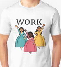 Sisters WORK! Unisex T-Shirt