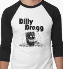 Billy Bragg - Talking With The Taxman About Poetry Men's Baseball ¾ T-Shirt
