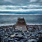 Canico Pier, Santa Cruz, Madeira Islands by Doug Cook