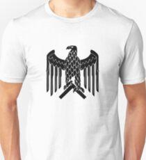 German Eagle Emblem Unisex T-Shirt