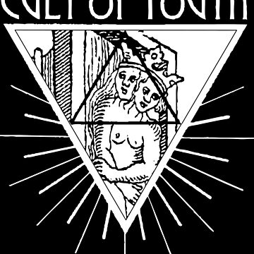 Cult of Youth, shirt, camiseta by darkfolk