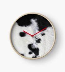 Cowhide Patch Clock