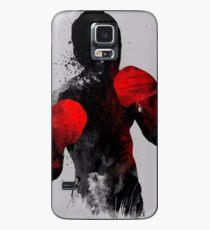 Striker: Boxing, Muay Thai Kickboxing, MMA T-shirt Case/Skin for Samsung Galaxy