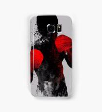 Striker: Boxing, Muay Thai Kickboxing, MMA T-shirt Samsung Galaxy Case/Skin
