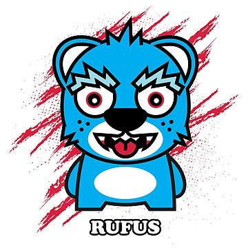Little Freakz - Rufus by Kreativedna