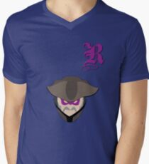 Revenge Society Men's V-Neck T-Shirt
