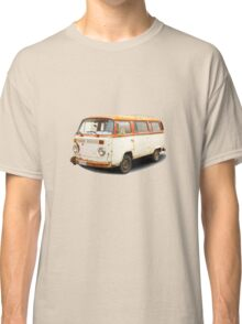 Old vw van Classic T-Shirt