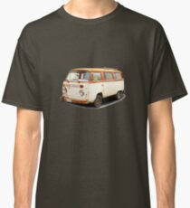 Old vw van Classic T-Shirt