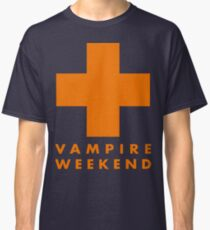 Vampire Weekend First Aid  Classic T-Shirt
