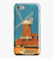 Cley Mill iPhone Case/Skin