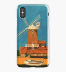 Cley Mill iPhone Case