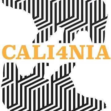 Cali4nia Proud by hiltondesigns
