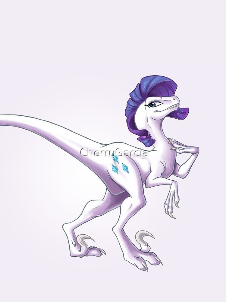 Raptor Rarity by CherryGarcia