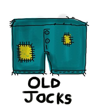OLD JOCKS by PeanutsDesign