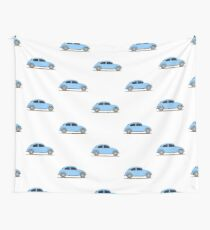 blue bug Wall Tapestry