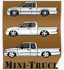 Mini Truck Poster
