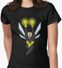 Wasp fairy Women's Fitted T-Shirt