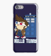 Hello Tenny iPhone Case/Skin