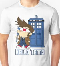Hello Tenny Unisex T-Shirt