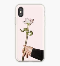 GQ magazine: BTS rose light pink v. iPhone Case