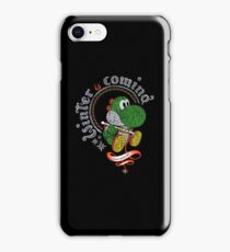 Winter is Coming Yoshi iPhone Case/Skin
