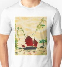 The Story is in the Reflections T-Shirt