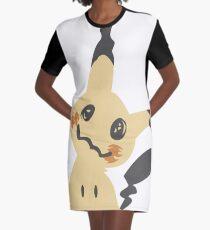 Mimikyu Graphic T-Shirt Dress
