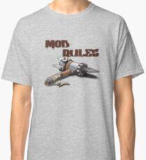 Mob Rules Mob Hammer Classic T-Shirt