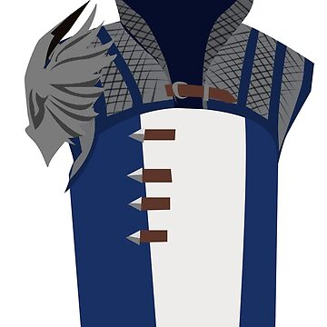 Dragon Age: Grey Warden Armour by nero749