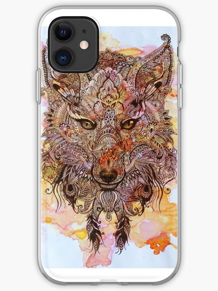 Spirit Animal - Wolf iPhone 11 case