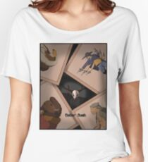Ember Rush - Wanted posters Women's Relaxed Fit T-Shirt
